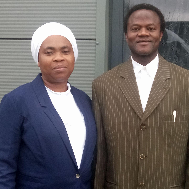 Pastor Johnson Osarenotor